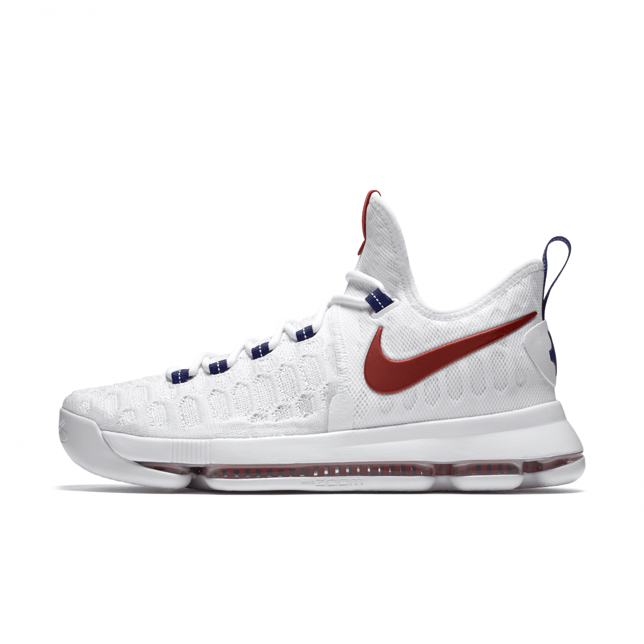 # KEVIN DURANT改變戰局KD9:Flyknit x Zoom Air 1