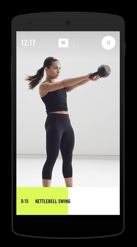 # 重新設計的 Nike+ Training Club:讓健身計劃更有效率! 6