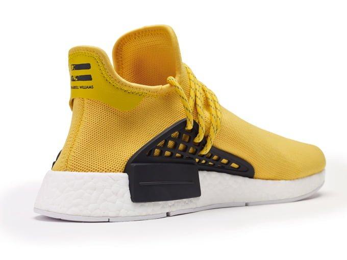 # adidas Originals = Pharrell Williams: 大愛理念鞋款 NMD Human Race 3