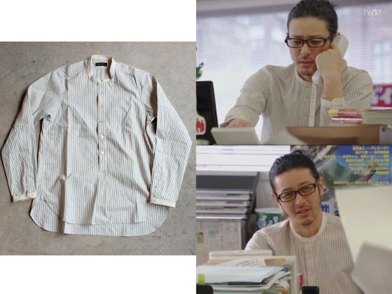 # 日劇《重版出來》副編你在走時裝秀?:小田切讓1到10話穿搭大統整 5