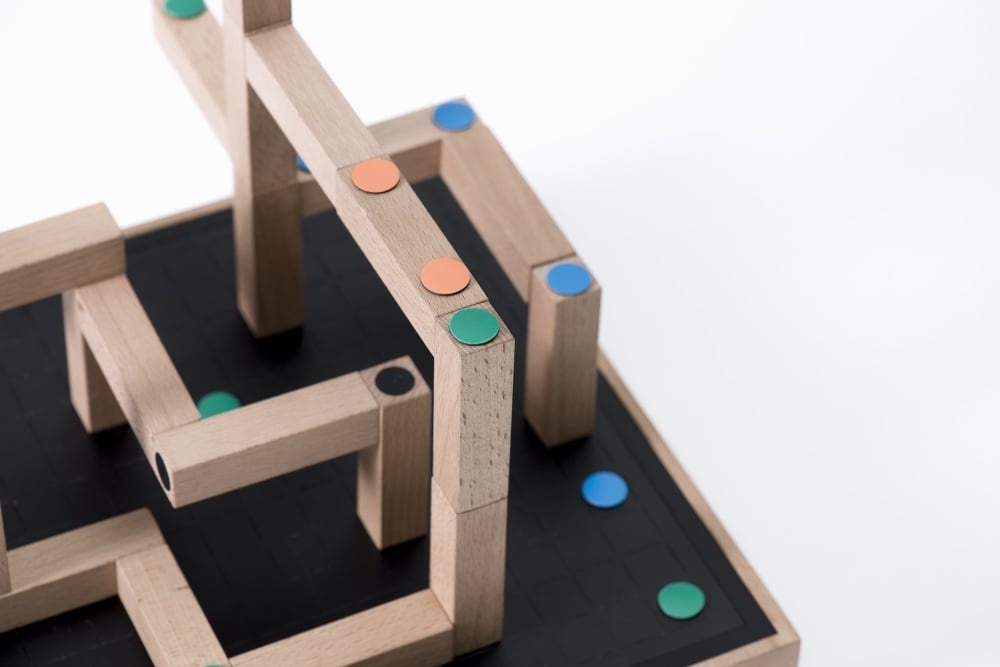 # AR與積木的結合:讓孩子動手玩KOSKI GAME! 3