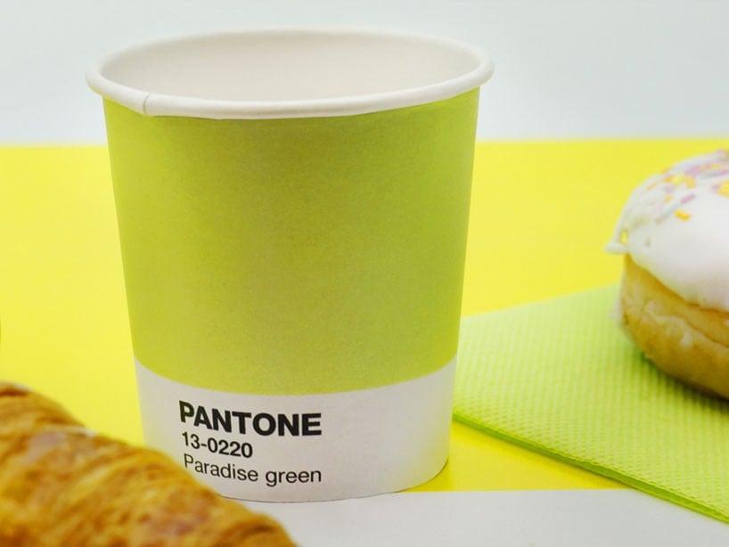 # Pantone Cafe 新開張:讓眼睛跟肚子享受一場顏色的饗宴 9