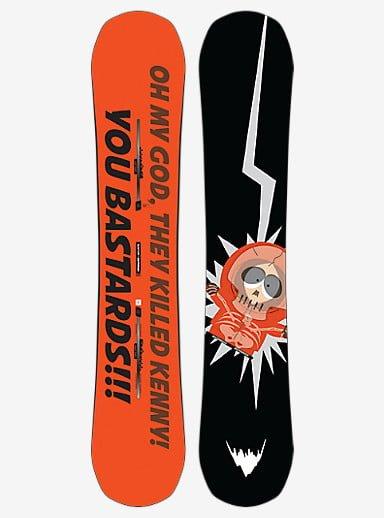 # 貨真價實:知名雪中街頭品牌Burton 與《南方四賤客》大結合 9