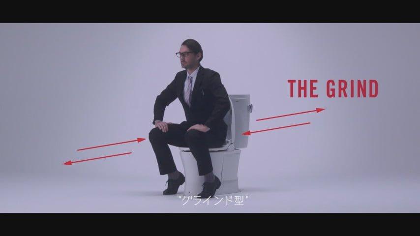 # 上廁所竟也分流派:docomo 教你如何正確使用日本廁所 8