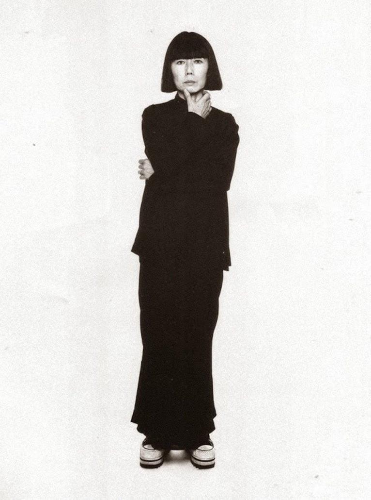 #日本業界票選:「當今日本流行時尚業界最有影響力的七個人」 1