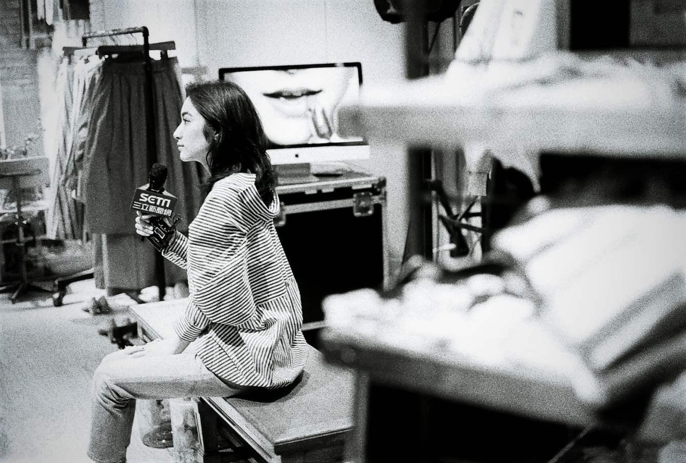 # 吉田沙世的日常定番:以 JOURNAL STANDARD 為基底所呈現的純粹穿衣哲學 9