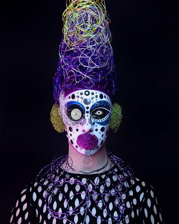 #極限畫臉藝術:Ryan Burke 4