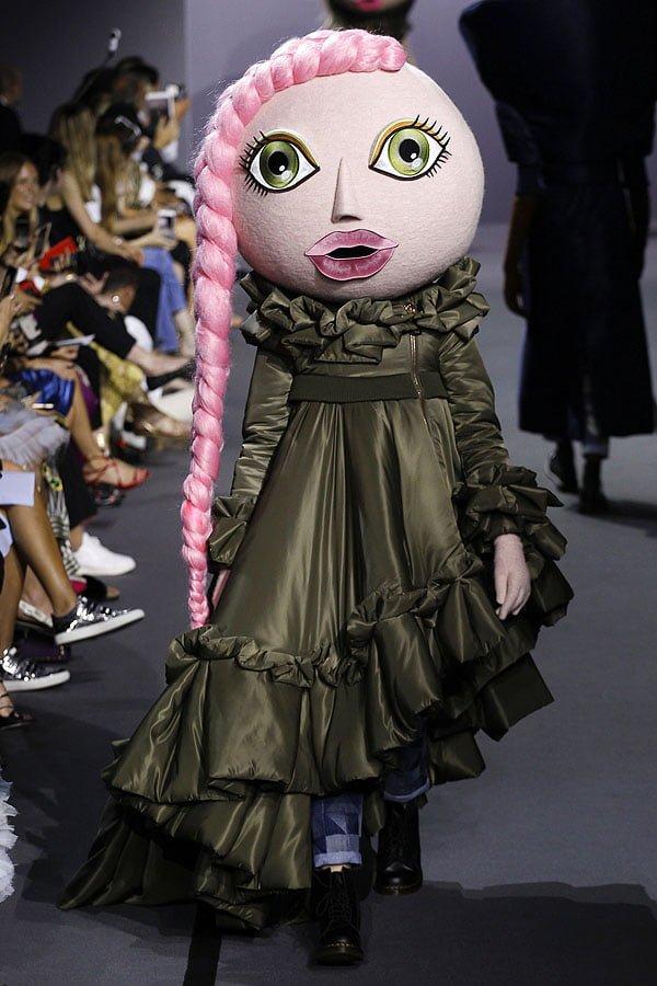 #Viktor&Rolf Couture 2017年秋季:巨型娃娃 11