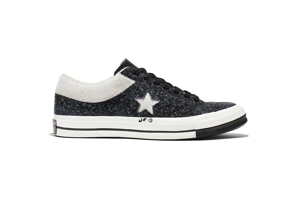 # 東方太極與西方美式經典的融合:CONVERSE X CLOT OneStar'74 3