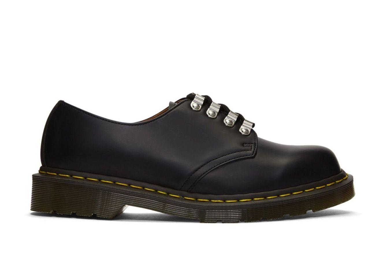 # COMME des GARÇONS HOMME DEUX × Dr. Martens:保留1861鞋款的經典 1