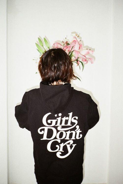 # 我希望看見妳的微笑:今年日本最具話題性服飾品牌 「Girls Don't Cry」 13