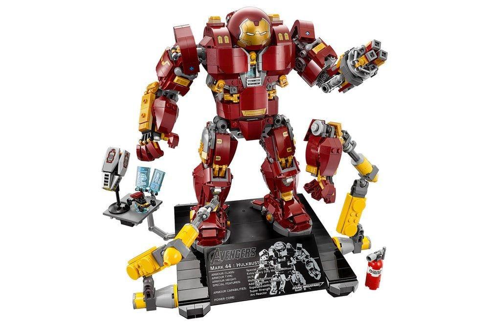 # LEGO × 復仇者聯盟 2:推出「浩克毀滅者 - 奧創紀元版」樂高積木 2