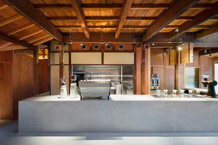 # 藍瓶咖啡 × 京都懷舊風格新店:日本傳統町屋配以簡約現代美學 4