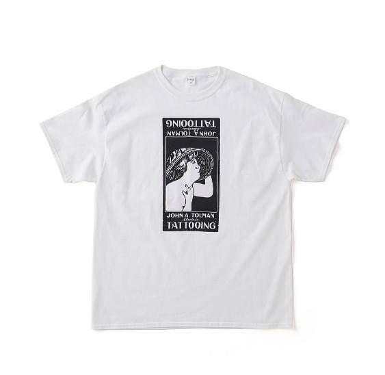 "# 品牌御用藝術家比内直人黑派 T-Shirt:Old Joe & Co. - ""Billboard"" Print T-Shirt 9"