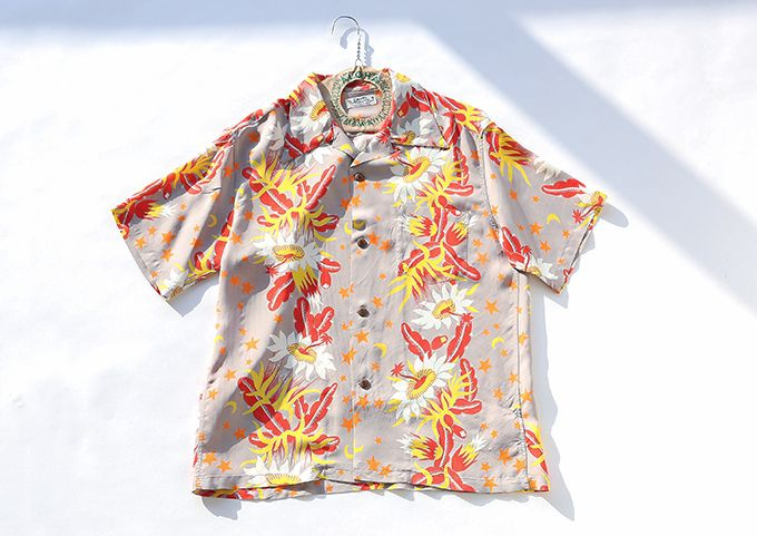 # SUN SURF × JOURNAL STANDARD:日製 50 年代復古夏威夷衫登場上市 5