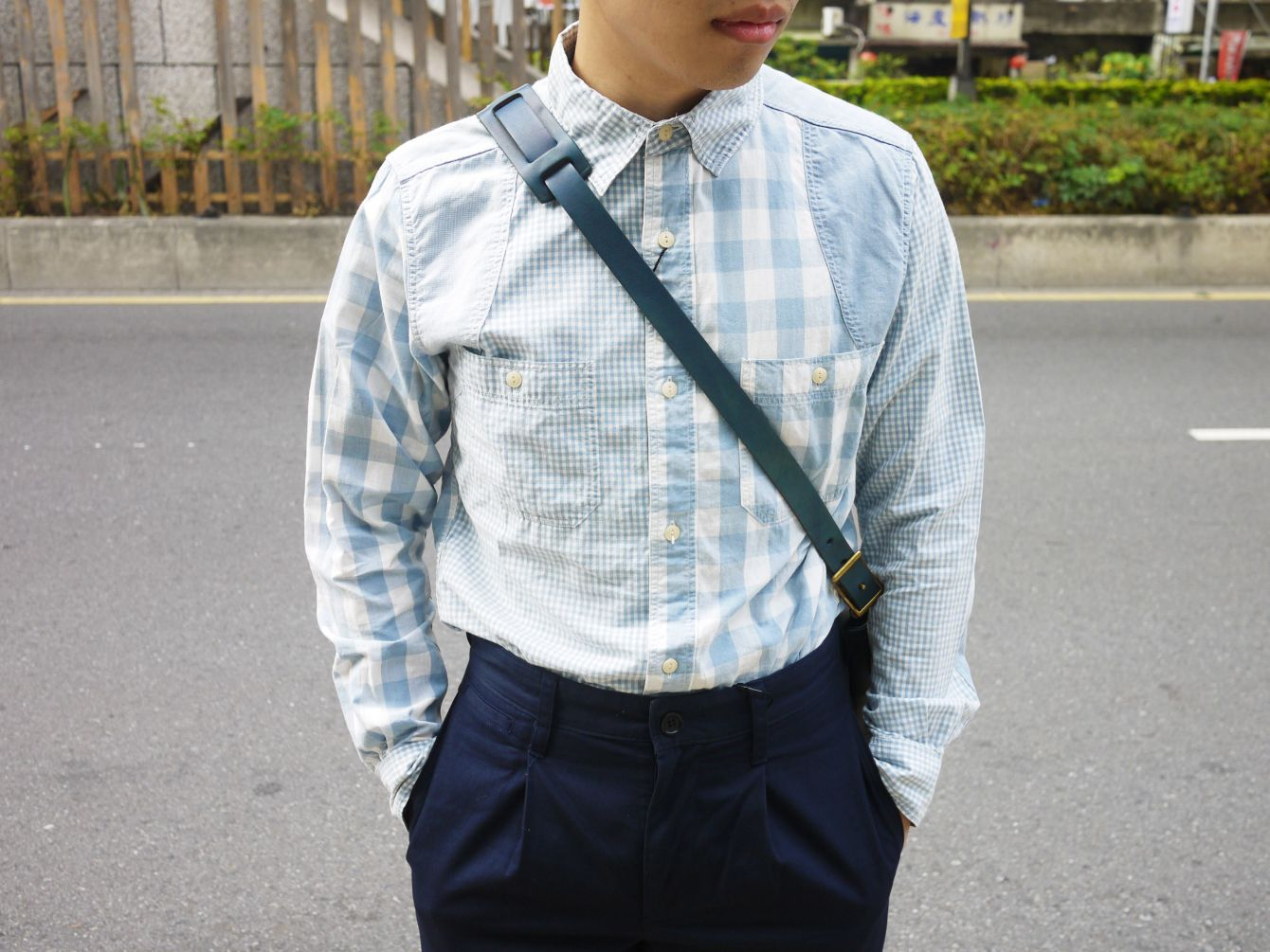 Classic Works:【我的探索之路-Nigel Cabourn Crazy Medical Shirt 】 6