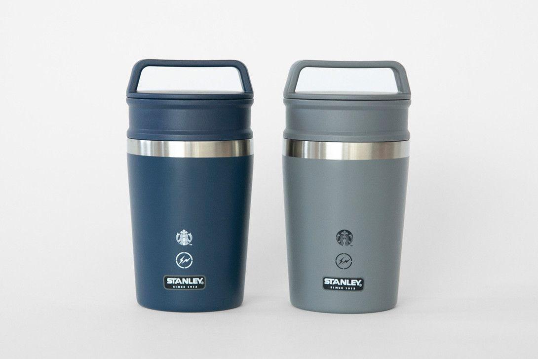 # Fragment Design × Starbucks × Stanley:三方聯名款保溫杯系列登場發表 2