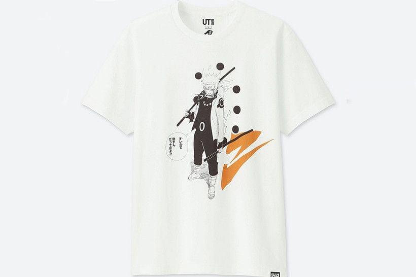 # UNIQLO UT × 週刊少年 JUMP 50 週年:聯名系列第二彈登場 26