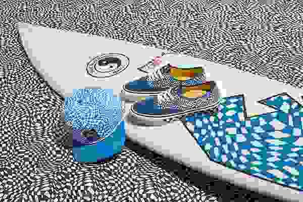 # T&C Surf × Vans:融合太極圖案與經典棋盤格的夏威夷風情 3