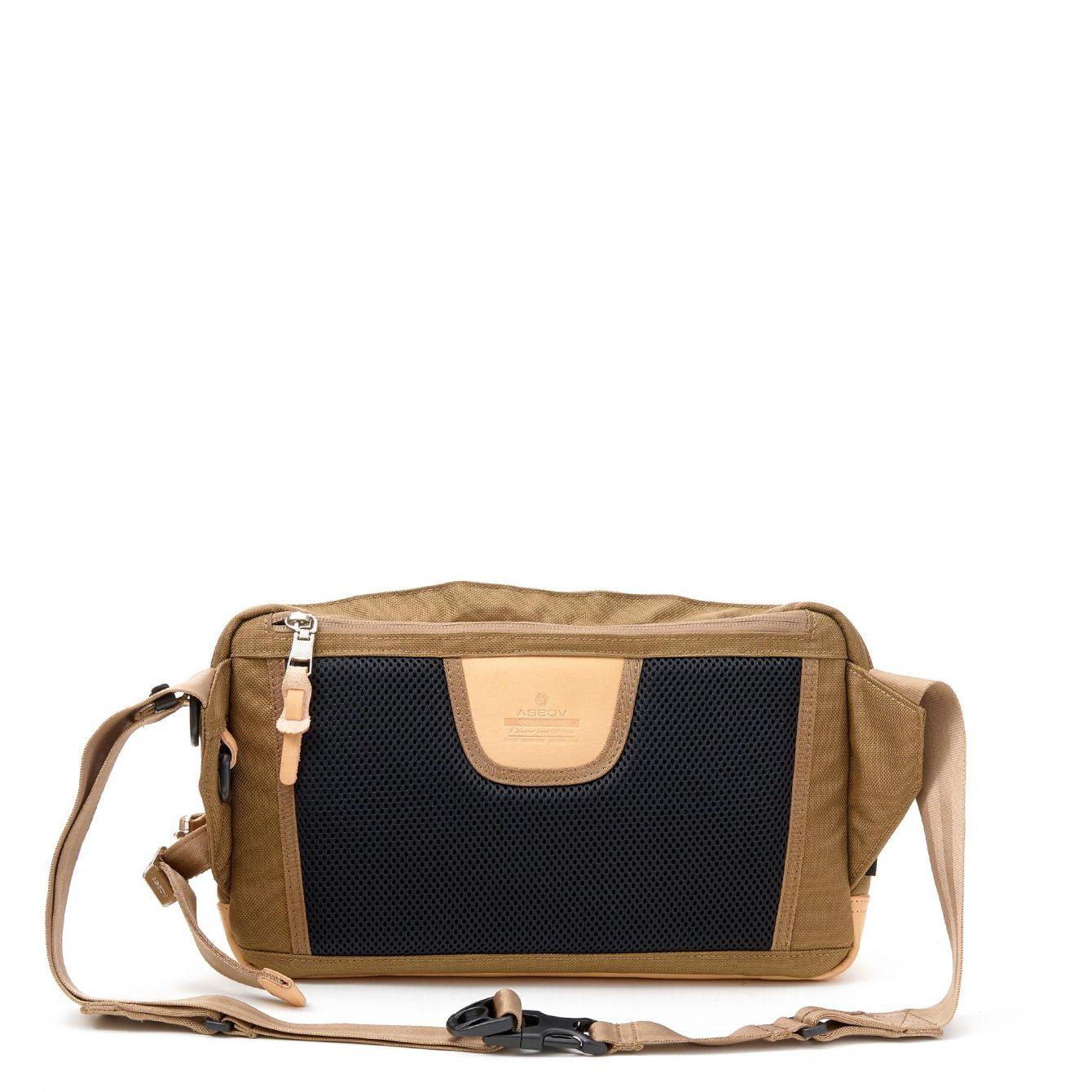 # 「AS2OV」包袋品牌獨家彈道尼龍:2WAY SHOULDER & BODY BAG 新品上市 15