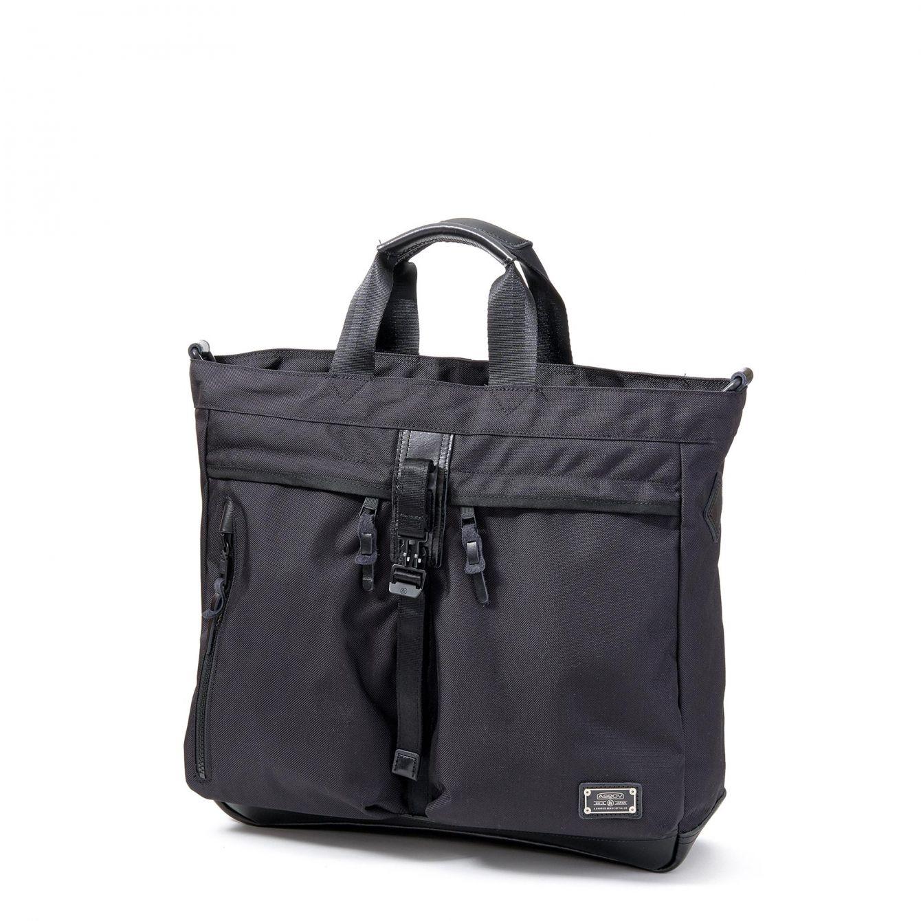 # 「AS2OV」包袋品牌獨家彈道尼龍:2WAY SHOULDER & BODY BAG 新品上市 5