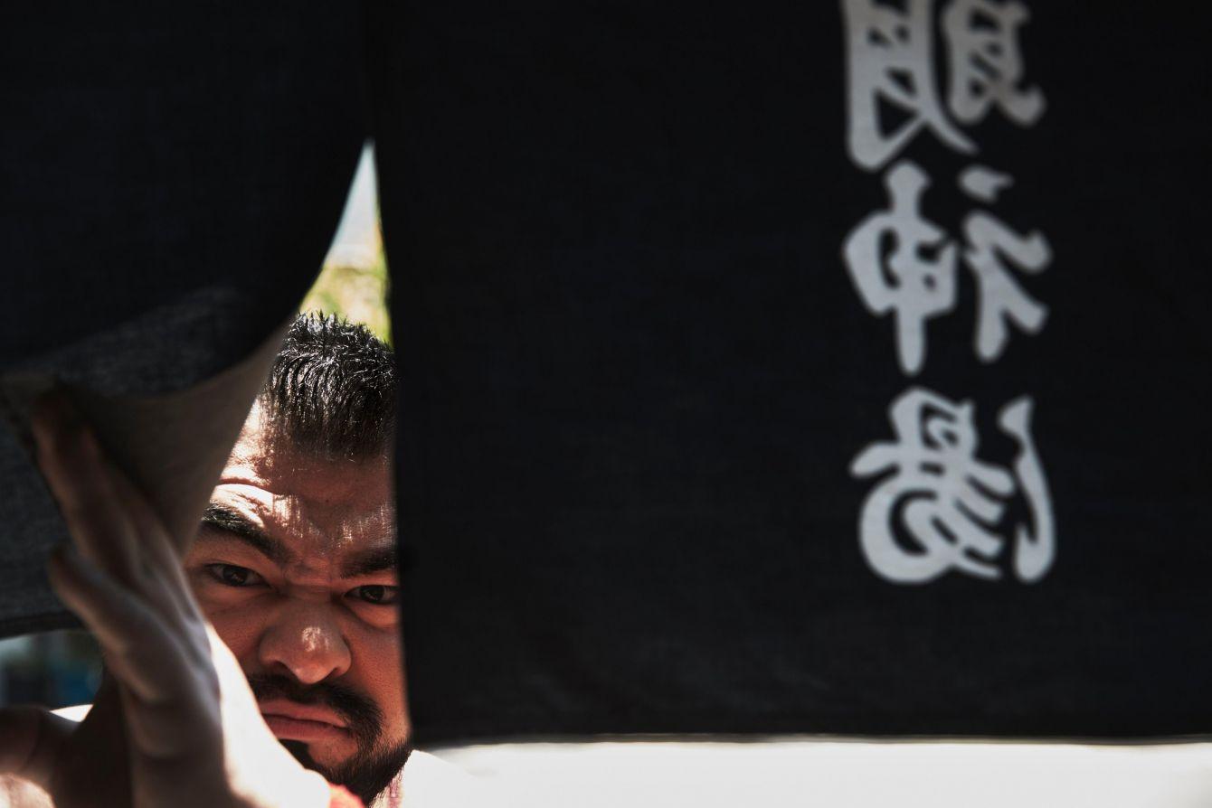 # 快打旋風的桑吉爾夫來為你介紹日本泡湯文化:來自日本 Redbull【Cosplay 妄想寫真館】企劃 2