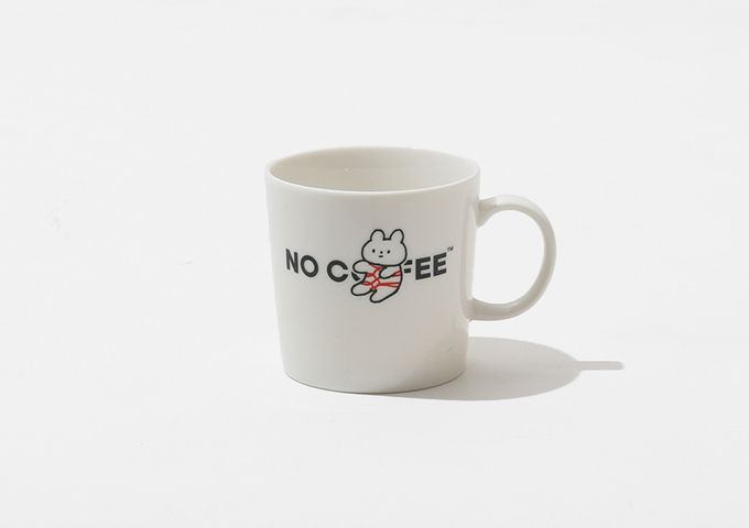 # Journal Standard × No Coffee:攜手 MR44 與綁綁兔打造街頭可愛感商品! 12