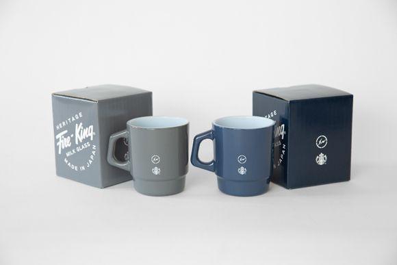 # Fragment Design × Starbucks × Fire-king:極具收藏價值三方聯名即將登場! 1