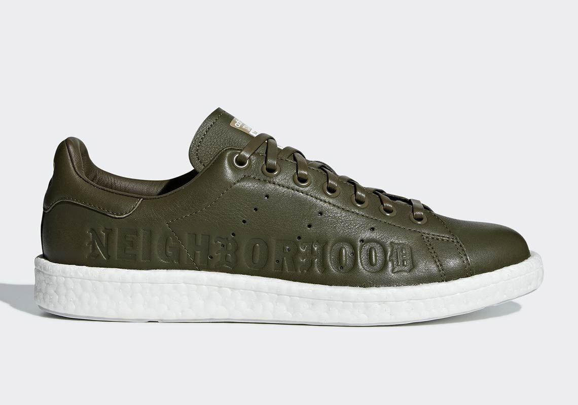 # Adidas Originals × NEIGHBORHOOD:聯名鞋款&發售日期完整釋出! 9
