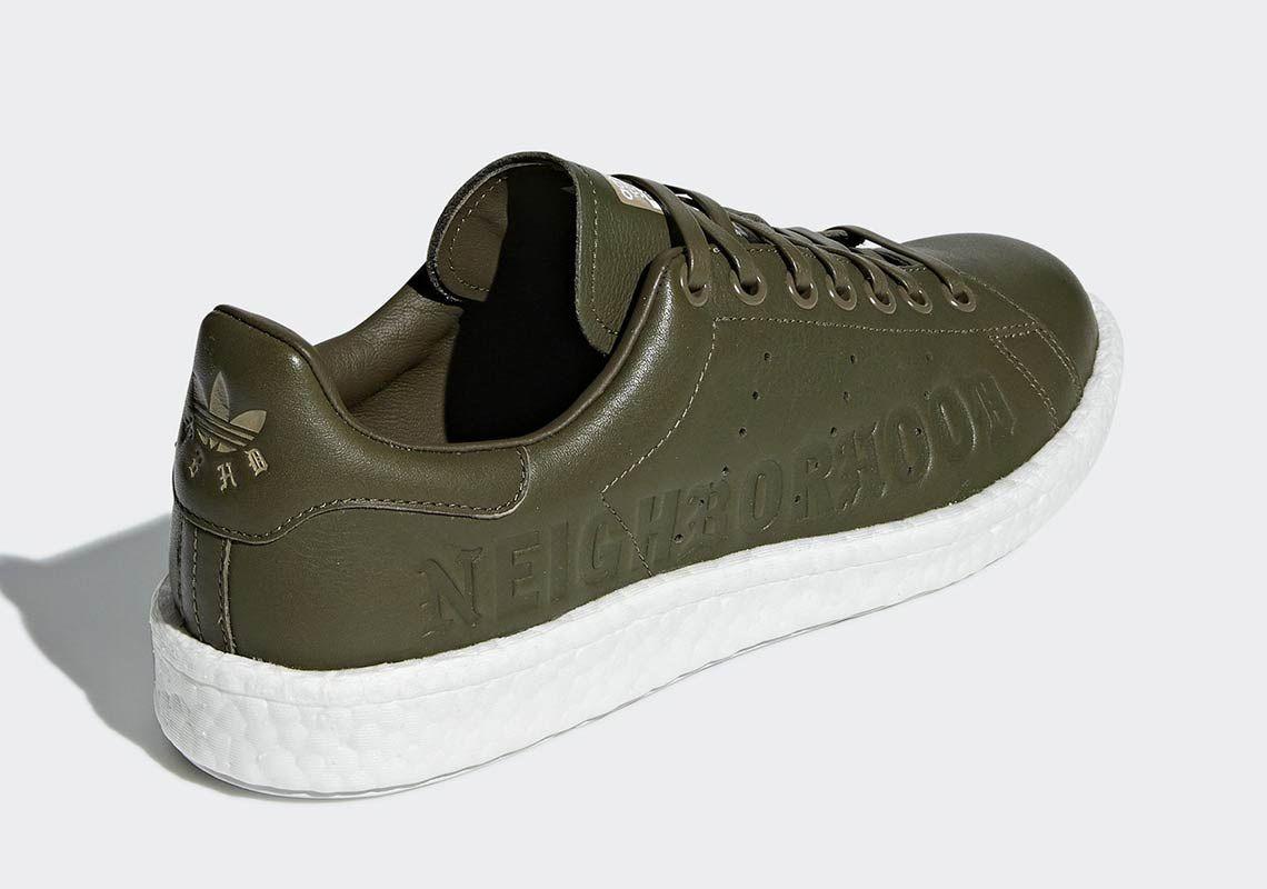 # Adidas Originals × NEIGHBORHOOD:聯名鞋款&發售日期完整釋出! 10