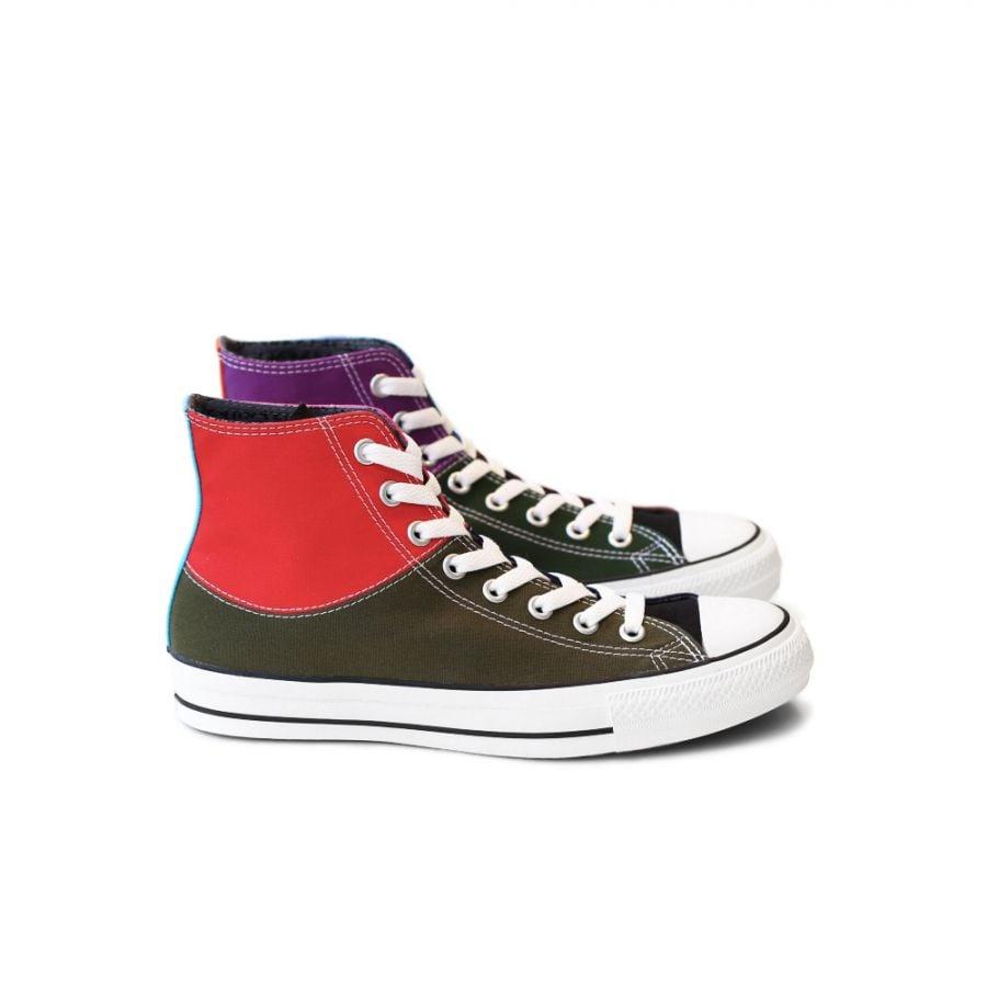 # Jam Home Made 紀念品牌二十週年:攜手 Converse Japan 推出拼色設計鞋款 12