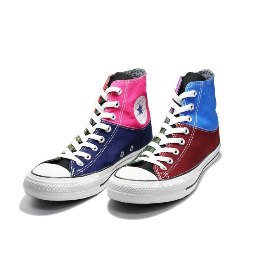 # Jam Home Made 紀念品牌二十週年:攜手 Converse Japan 推出拼色設計鞋款 10