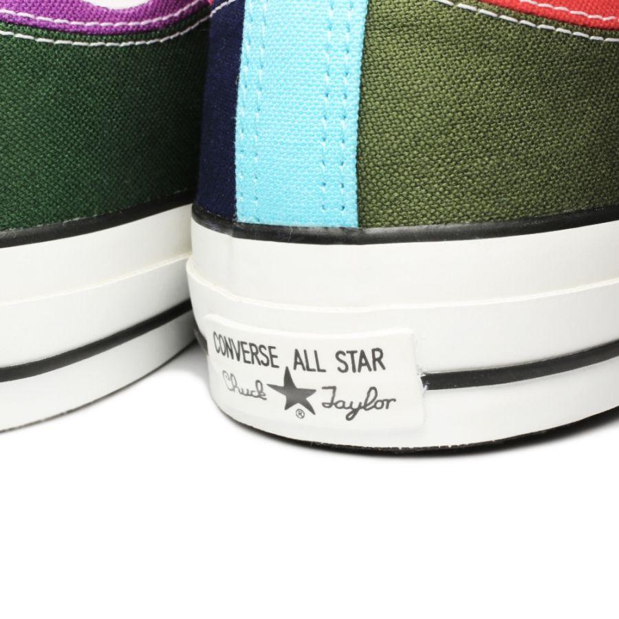 # Jam Home Made 紀念品牌二十週年:攜手 Converse Japan 推出拼色設計鞋款 15
