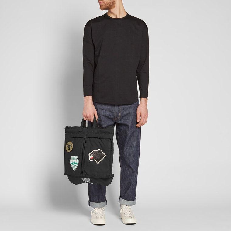 # Bag Yourself 007:軍事風格大盛,「頭盔包」從何而來報你知! 2