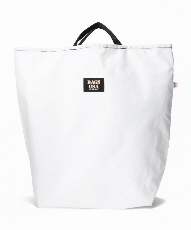 # 簡單中帶點運動的四色尼龍手提托特包:來自 USA BAGS 美國加州包袋品牌 8