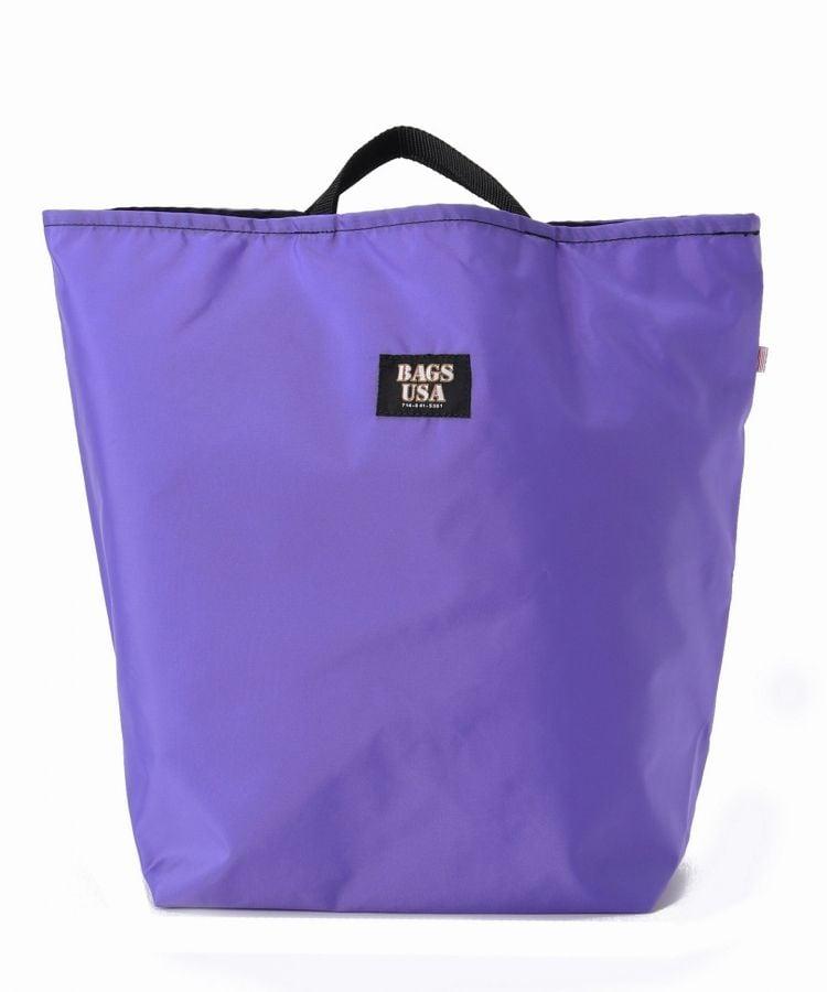 # 簡單中帶點運動的四色尼龍手提托特包:來自 USA BAGS 美國加州包袋品牌 9