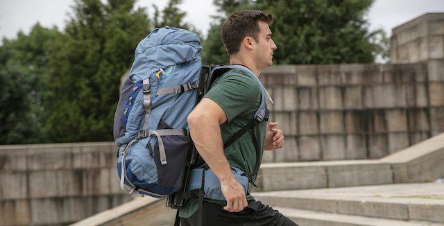 # 搭載懸空滑動機能的減壓背包:The Hoverglide Floating Backpack 1