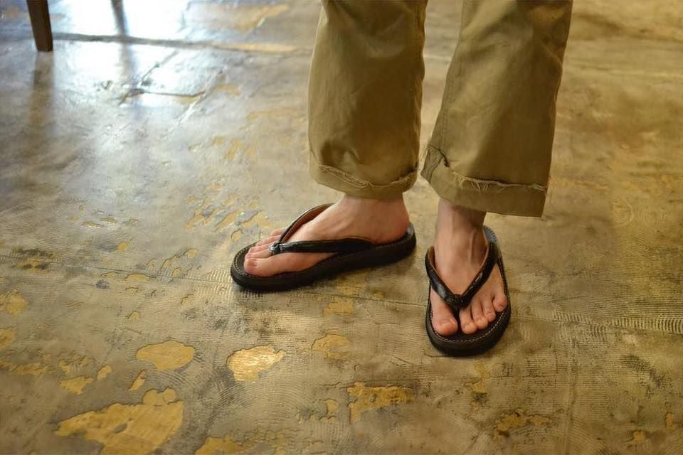 # In Your shoes 004:顛覆俗氣的觀念,來一雙夏日良伴夾腳拖! 17