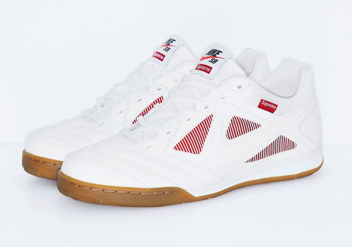 "# Supreme × Nike SB 聯名系列:""Gato"" 售價及上市日期公布! 9"