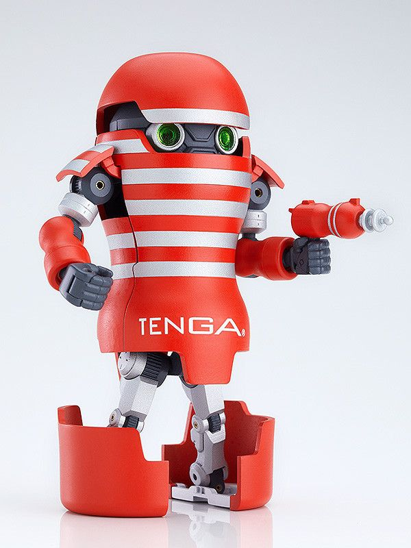# 那個 TENGA 竟然變成機器人了:TENGA × GOOD SMILE COMPANY 推出合作商品 3