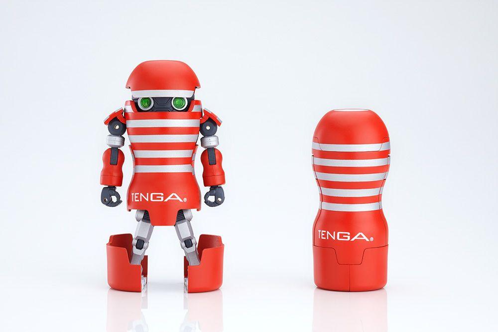 # 那個 TENGA 竟然變成機器人了:TENGA × GOOD SMILE COMPANY 推出合作商品 2