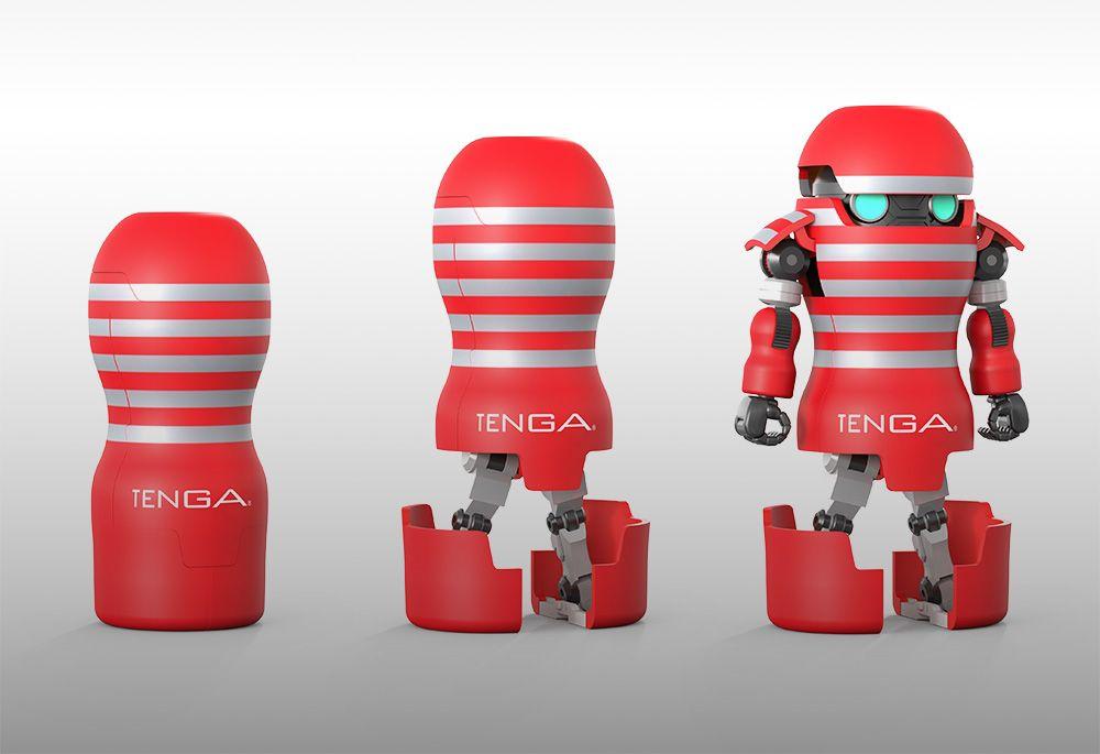 # 那個 TENGA 竟然變成機器人了:TENGA × GOOD SMILE COMPANY 推出合作商品 6