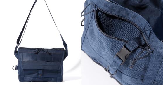 # Bag Yourself 010:對郵差包的印象還停留在傳統款式嗎?那麼這六個機能潮流品牌絕對顛覆你的看法! 8