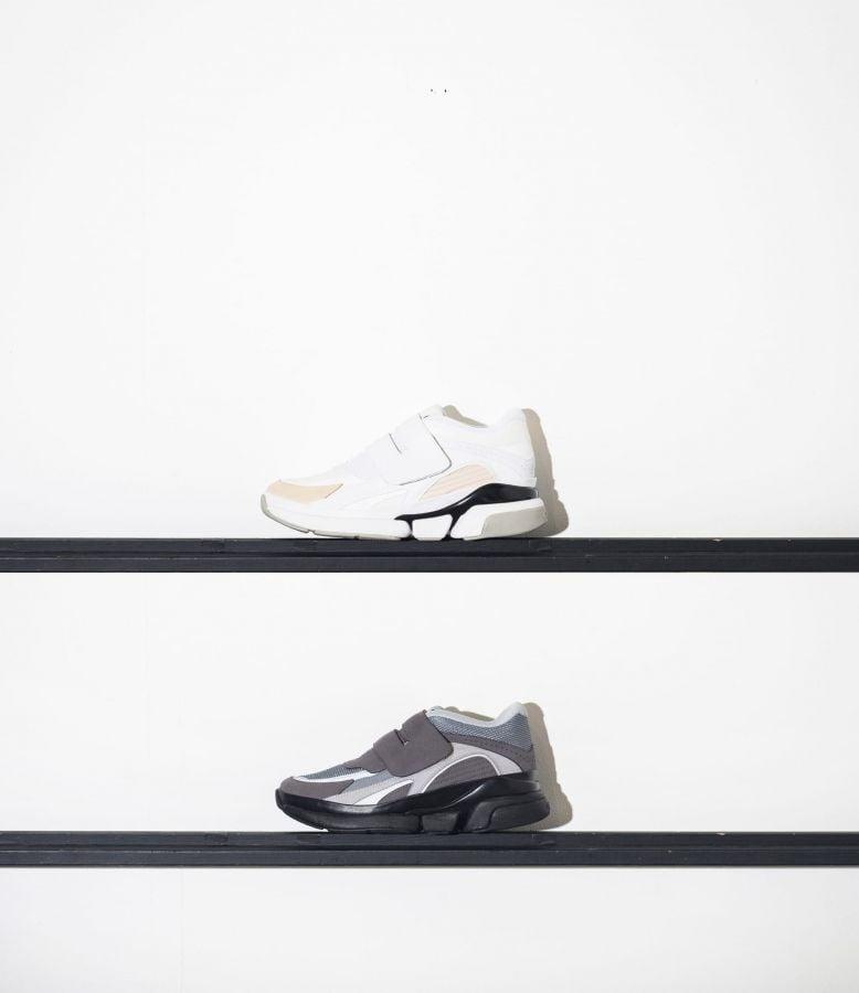 # MISTERGENTLEMAN × ORPHIC:結合復古與未來感,聯名鞋款即將發售 2