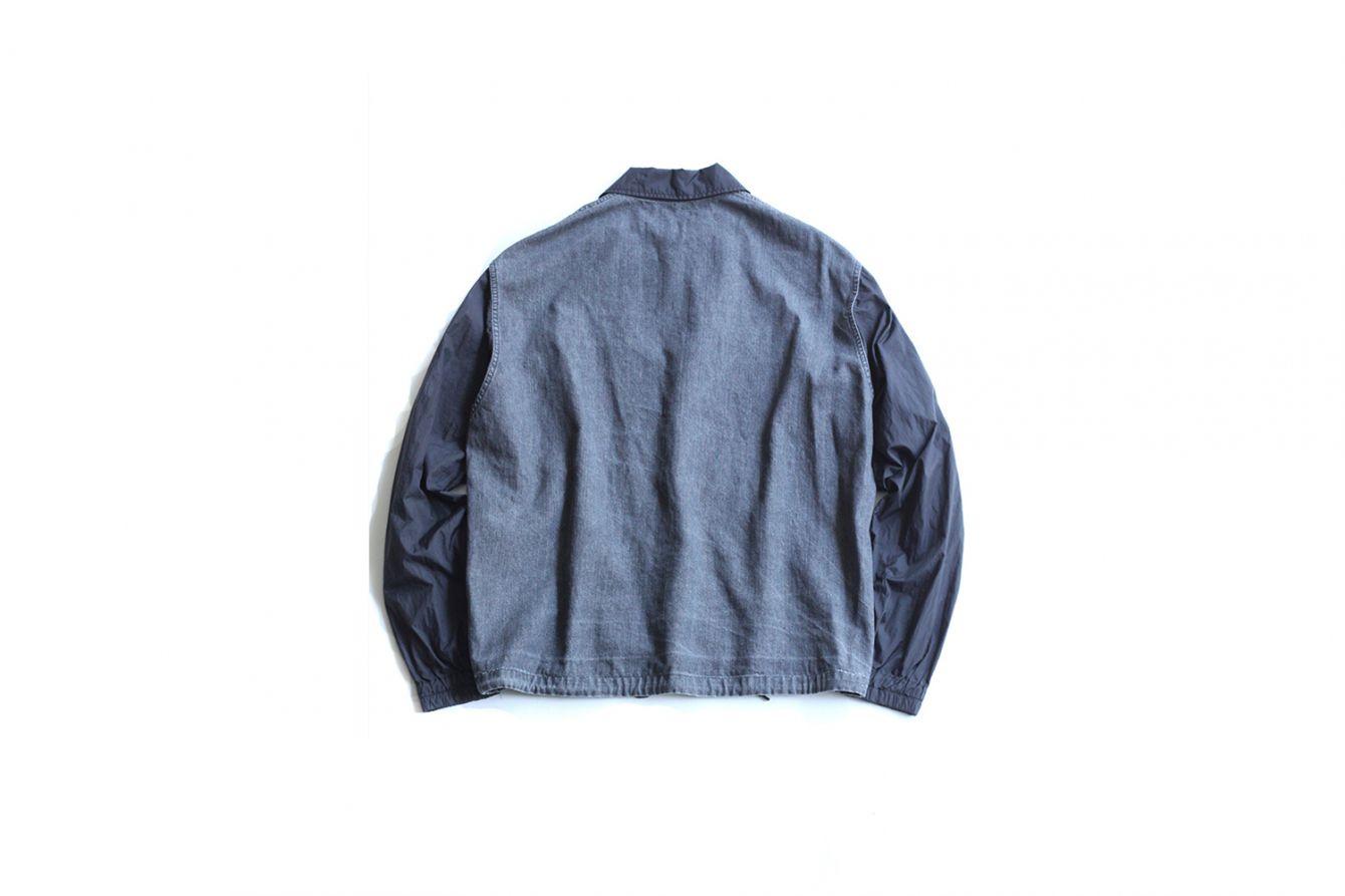 # FACETASM 設計師落合宏理主導之個人品牌「F」:新作拼接教練外套釋出 3