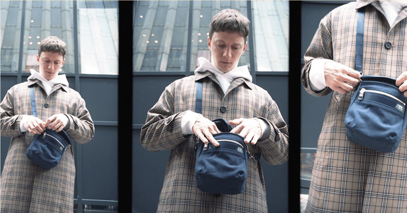 # 來自日本的包袋品牌 AS2OV:秋季新系列形象照釋出 1