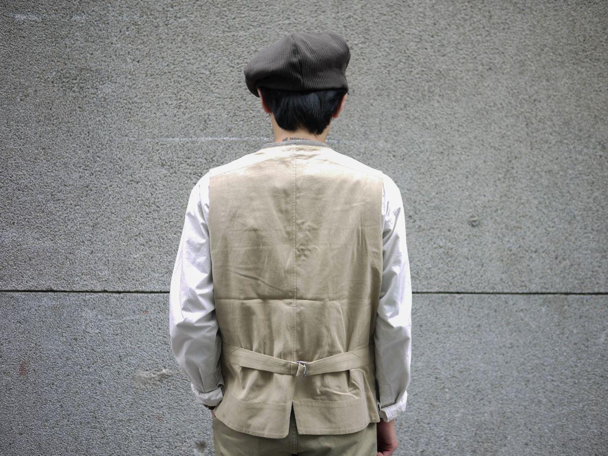 Classic Works:【我的探索之路-Glen Check Old Joe & Co. Artisan Sack Jacket / Artisan Sack Vest / Artisan Sack Vest Herringbone】 6