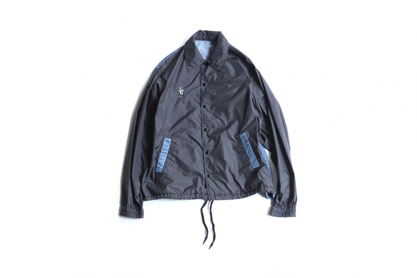 # FACETASM 設計師落合宏理主導之個人品牌「F」:新作拼接教練外套釋出 5