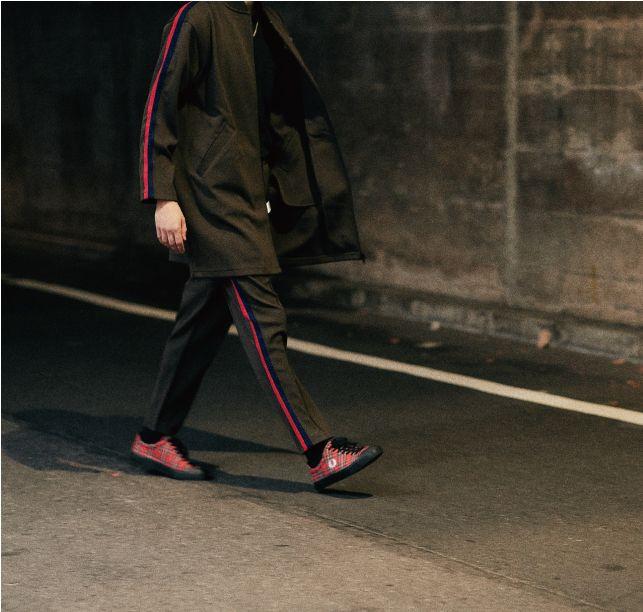 # 英倫品牌 Fred Perry 攜手知名鞋鋪 Billy's ENT:聯名系列將發售 9