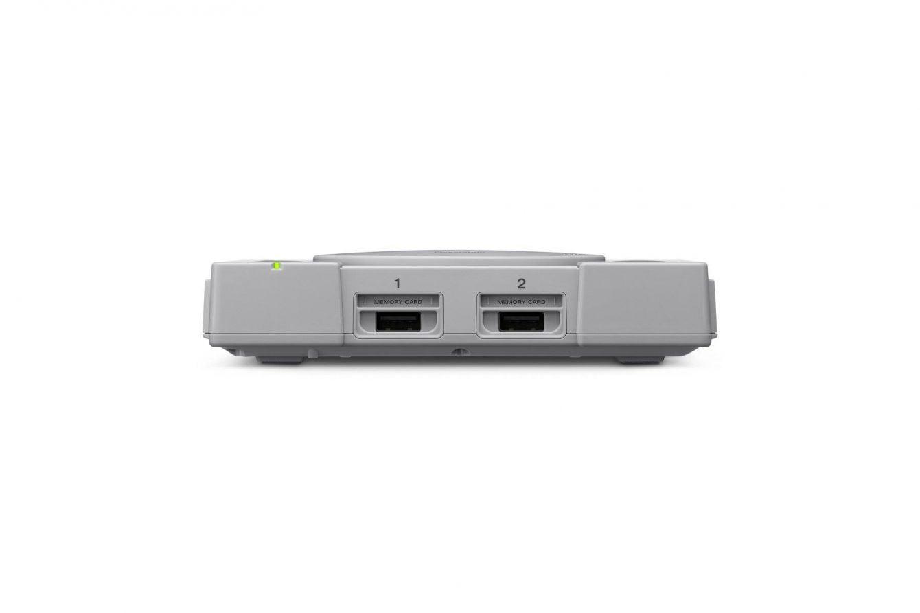 # SONY PS 電玩主機也來懷舊風:PLAYSTATION®CLASSIC 復刻版主機年底登台上市 5